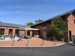 Staffordshire Wildlife Trust centre reopens after £1m revamp