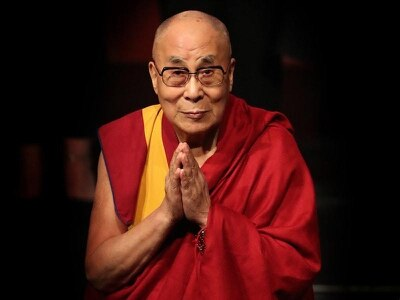 Dalai Lama back home after treatment in hospital for chest infection