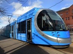 Reduced tram service as lockdown goes on
