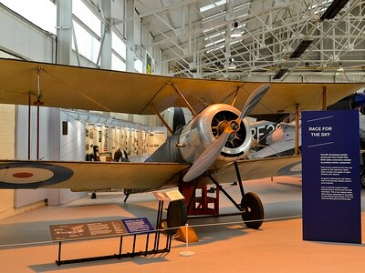 Fly in for half-term at RAF Cosford