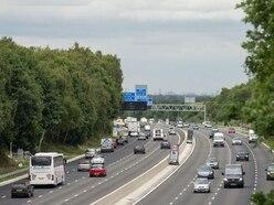 Motorists concerned over safety on smart motorways, finds survey