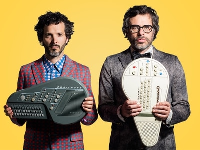 Flight of the Conchords set to play Birmingham's Genting Arena