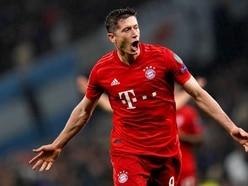 Robert Lewandowski scores late winner for Bayern Munich against Paderborn