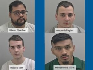 Six men have been jailed