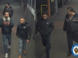 CCTV appeal after knifepoint robbery at Dudley bus station