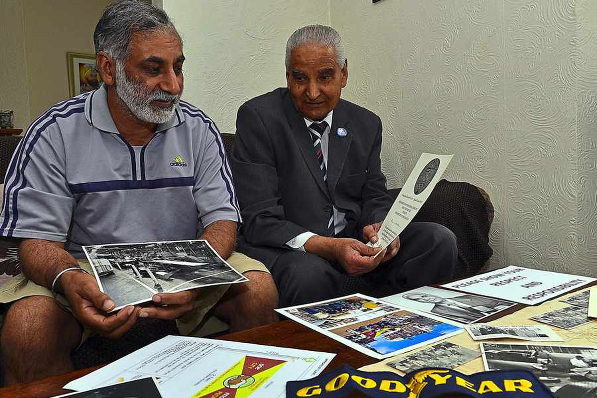 WATCH: Former Goodyear workers remember the good times