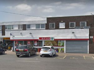 Spar Store, Lapwood Avenue, Kingswinford, Dudley. Photo: Google Street View
