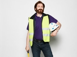Comic Joe Lycett stands up to cancer as Nick Knowles