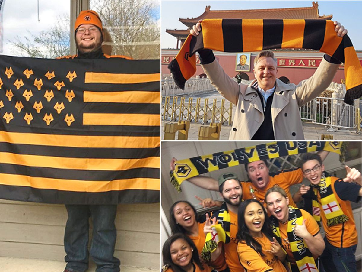 Meet the Wolves fans from around the world
