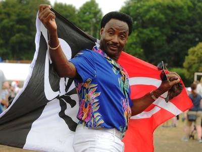 WATCH: Donchez Dacres Wiggle Wines for Black Country Day 2018