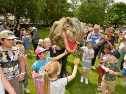 Dinosaur day a roaring success