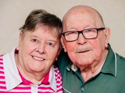 Tipton couple mark 65 years together