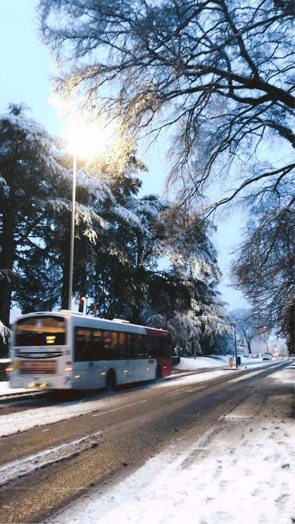 Kingswinford High Street. Pic: Lauren