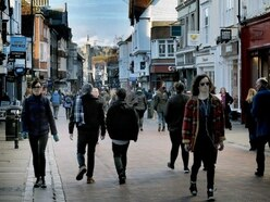 Shoppers turn away from high streets as June footfall hits seven-year low