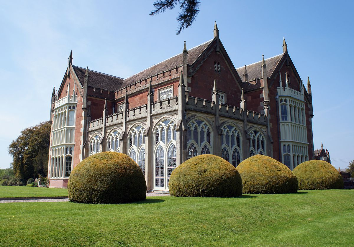 """Jewel"" - Longner Hall near Shrewsbury."