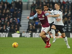 Derby 2 Aston Villa 0 - Report and pictures