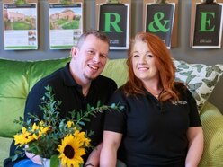 New estate agents get a warm welcome!