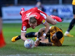 Newport County 0 Walsall 0 - Report and pictures