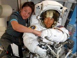 All-female spacewalk brought forward after space station power failure