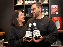Couple's 'crazy' idea for distilling Wolverhampton gin