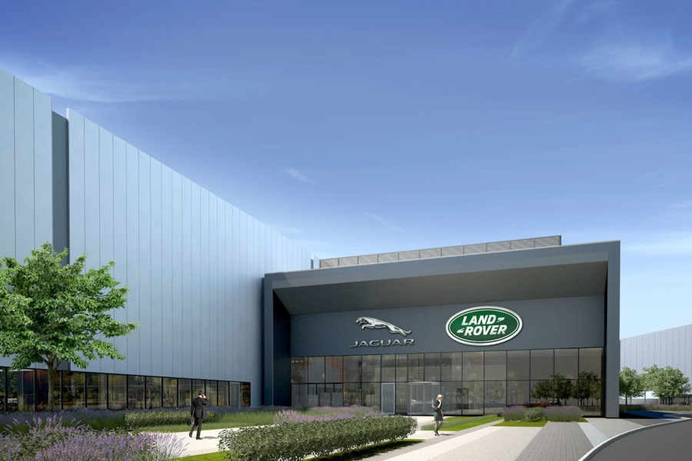 Jaguar Land Rover To Invest 163 450m To Double Size Of