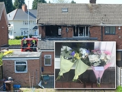 Tributes paid to mother and son killed in Wolverhampton house fire