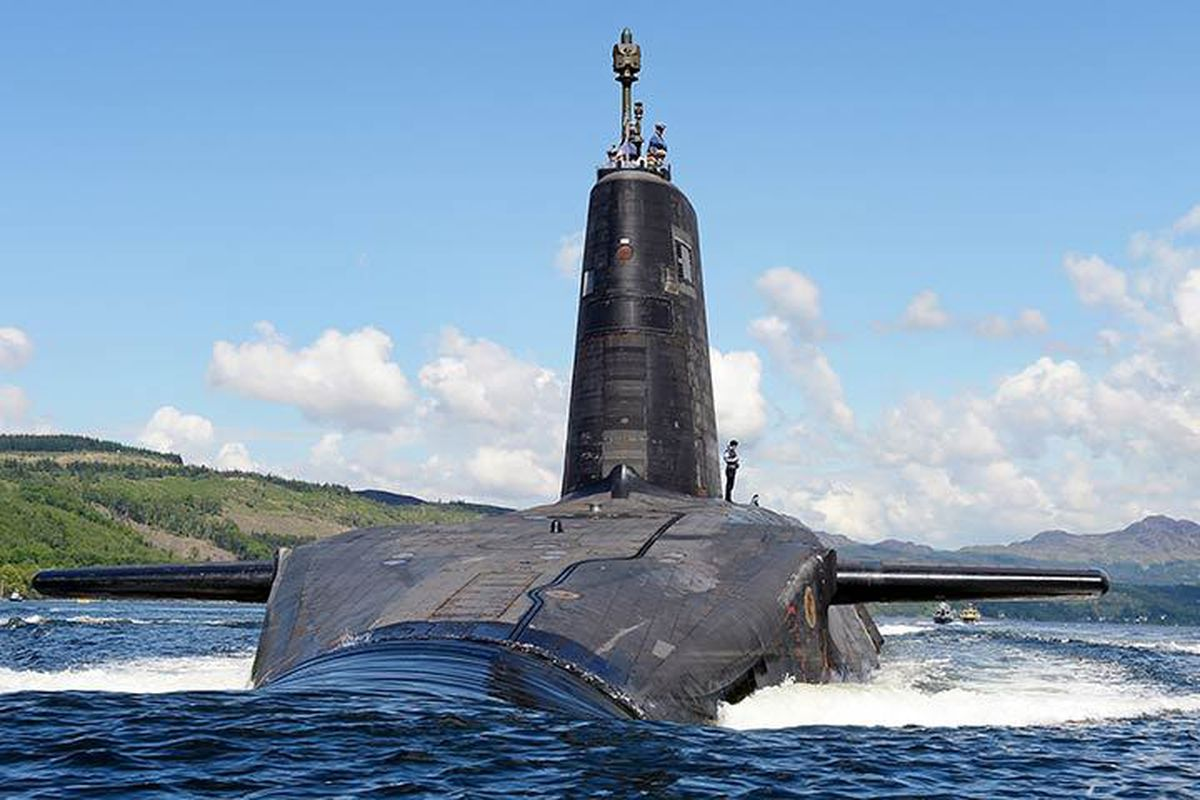 Rugeley's Ultra PMES supplies equipment for submarines