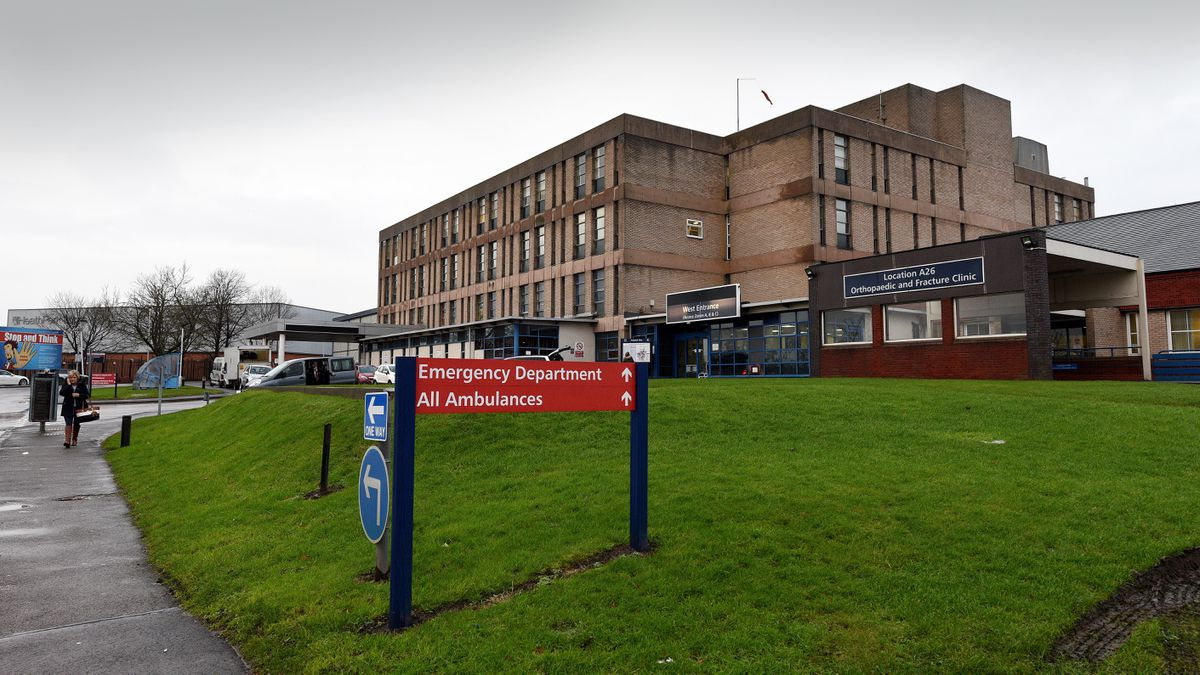 New Cross Hospital is run by the Royal Wolverhampton NHS Trust