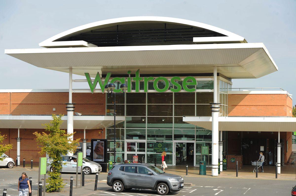 Waitrose in Wolverhampton