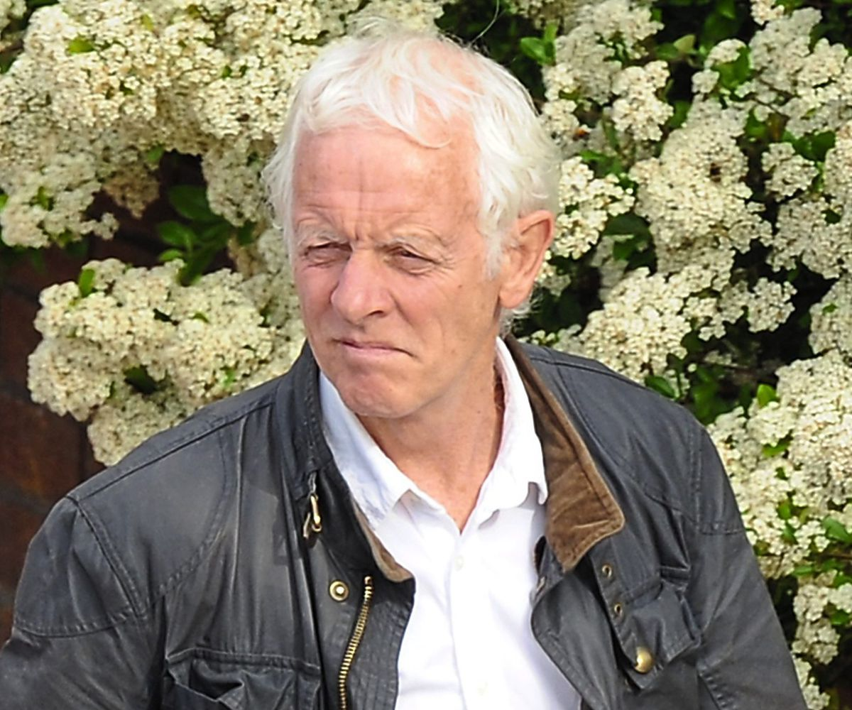Joe Hollingsworth, pictured, is married to Michelle and employed Robert McKeown as a sub-contractor