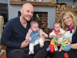 Miracle twins defy the odds to survive
