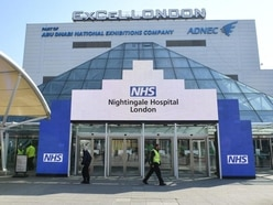 Nightingale Hospital due to open as Matt Hancock sets 100,000 daily test target