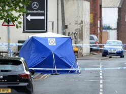 Police search for white BMW after teenager shot in Wolverhampton