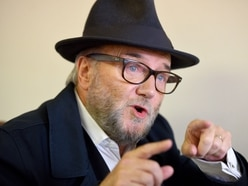 'It's not personal it's politics': George Galloway speaks ahead of West Bromwich campaign - with video