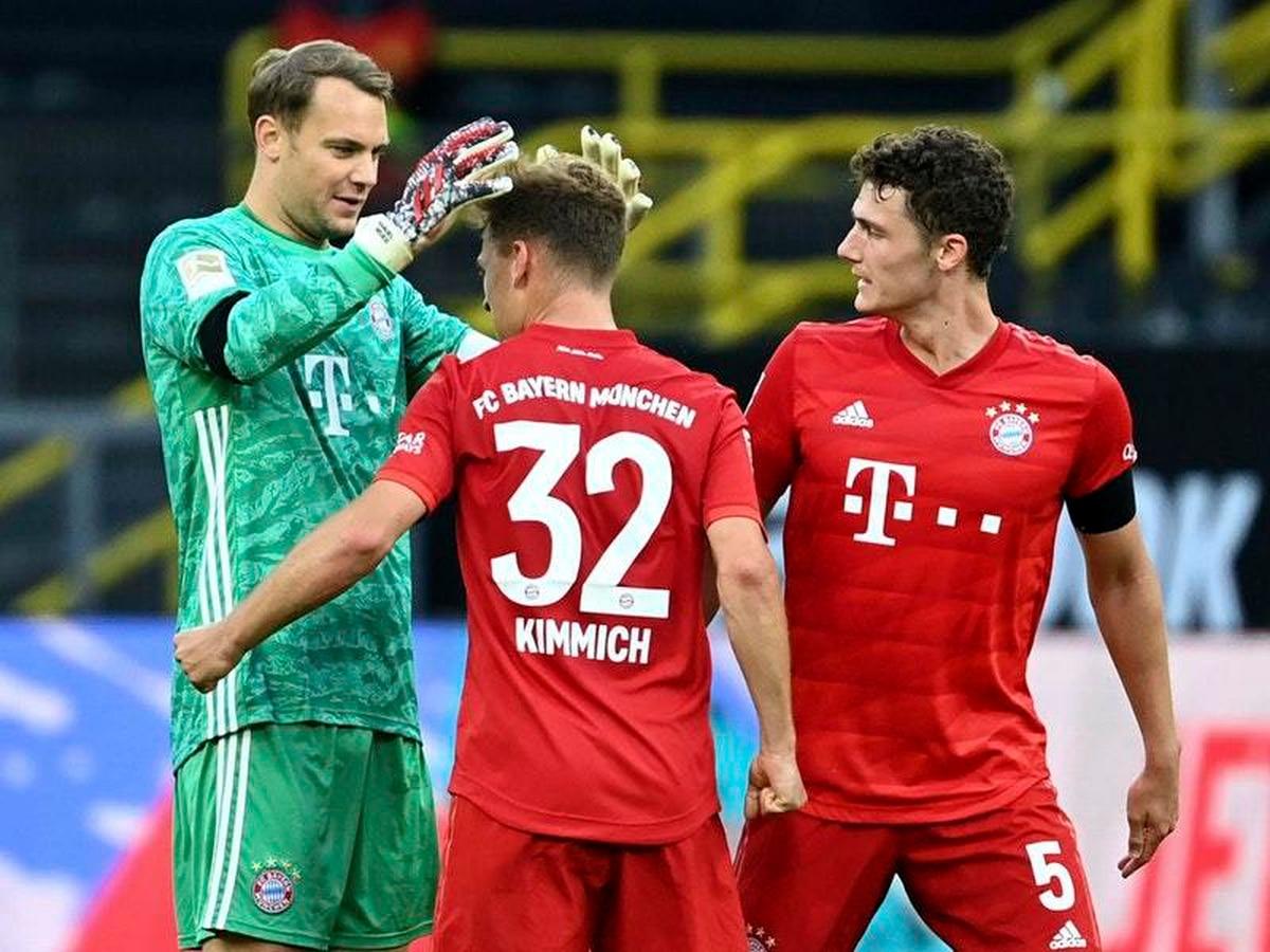 Joshua Kimmich hails 'brutally important' win as Bayern Munich ...