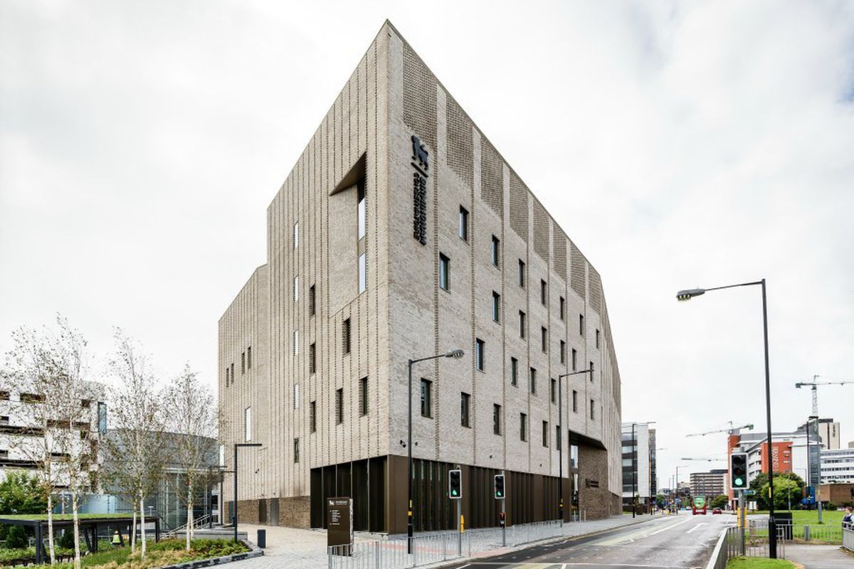 Royal Birmingham Conservatoire. Image: Birmingham City University.