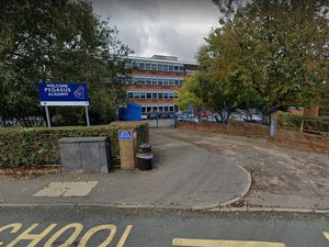 Pegasus Academy, in Scotts Green Road, Dudley. Photo: Google