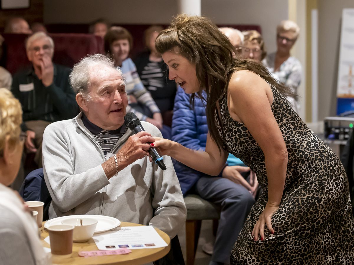 The Grand Theatre's memory cafe