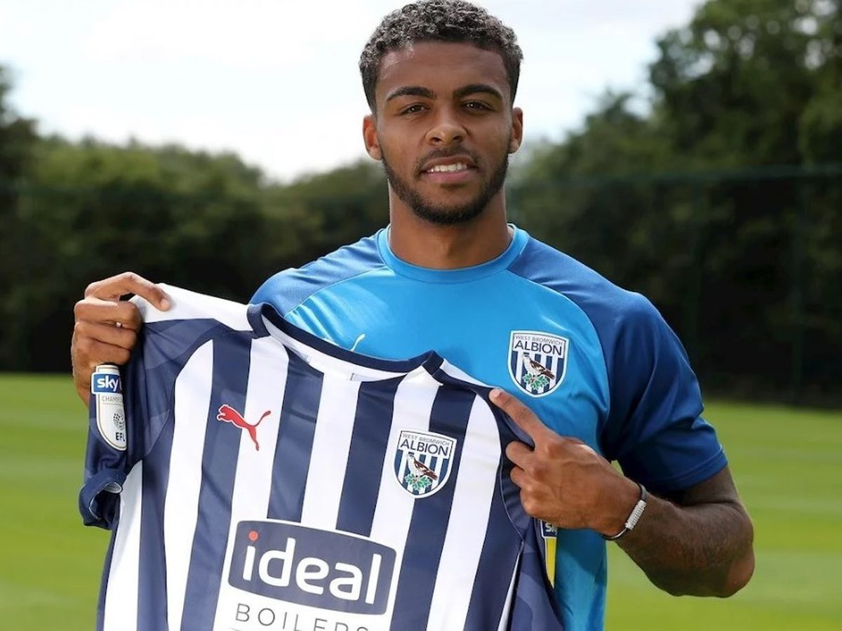 Darnell Furlong is the latest arrival at The Hawthorns