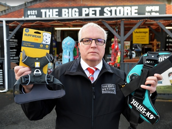 Halesowen pet shop owners devastated by raid