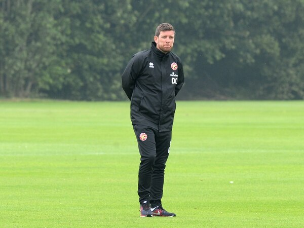 Chris Marsh: Darrell Clarke has brought the players and the Walsall optimism