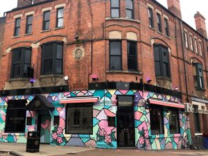 The former Little Civic in North Street, Wolverhampton, has most recently been run as Blossoms