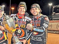 Tai Woffinden in a good place as he hunts Freddie Lindgren