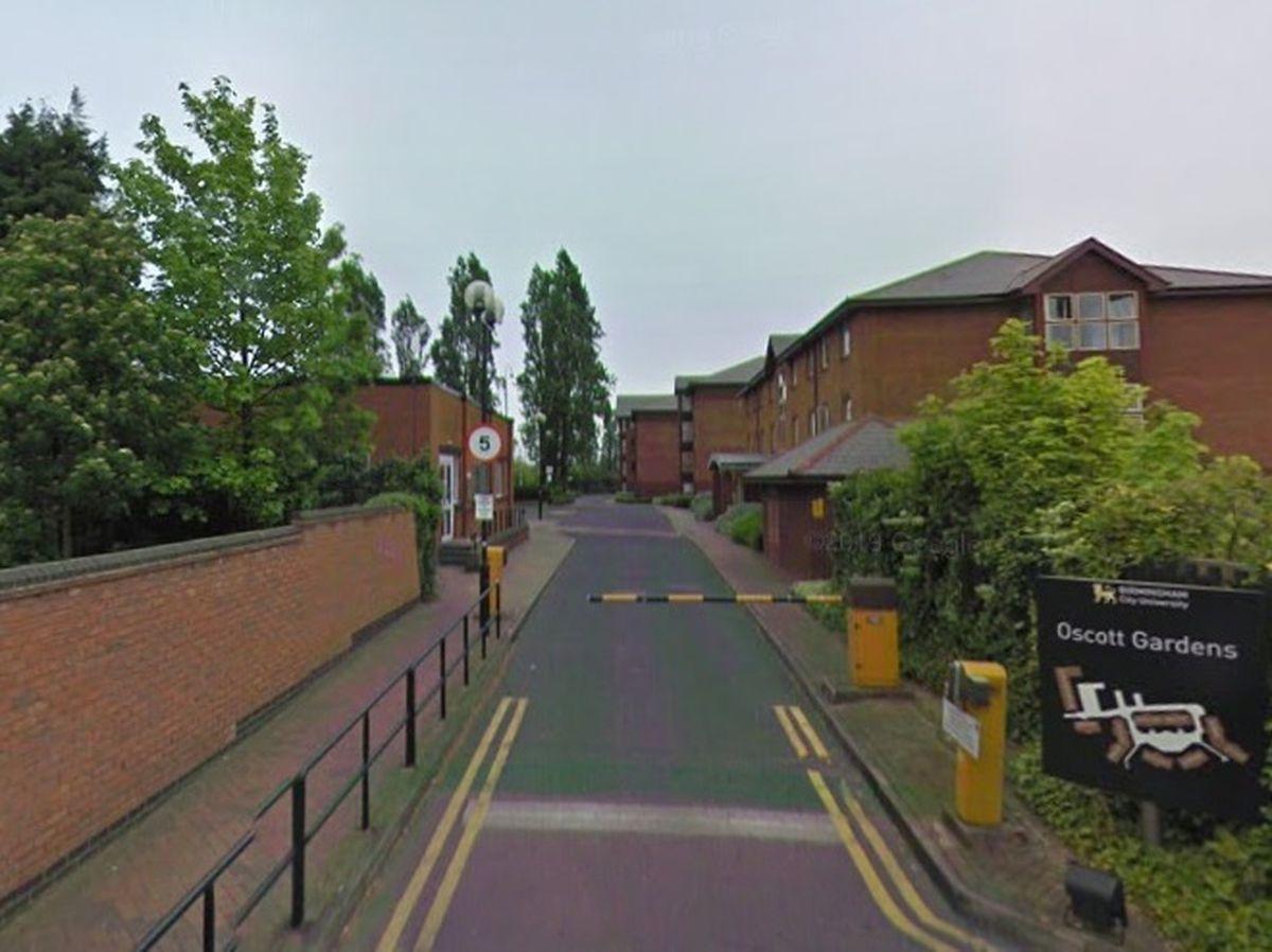 The site at Oscott Gardens. Photo: Google Maps