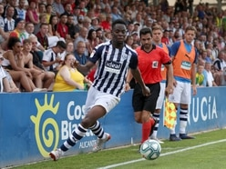 Jonathan Leko looks to have central role for West Brom