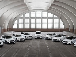 SUV popularity helps push Volvo to record sales