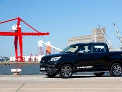 First drive: The SsangYong Musso proves cheap workhorses can be cheerful