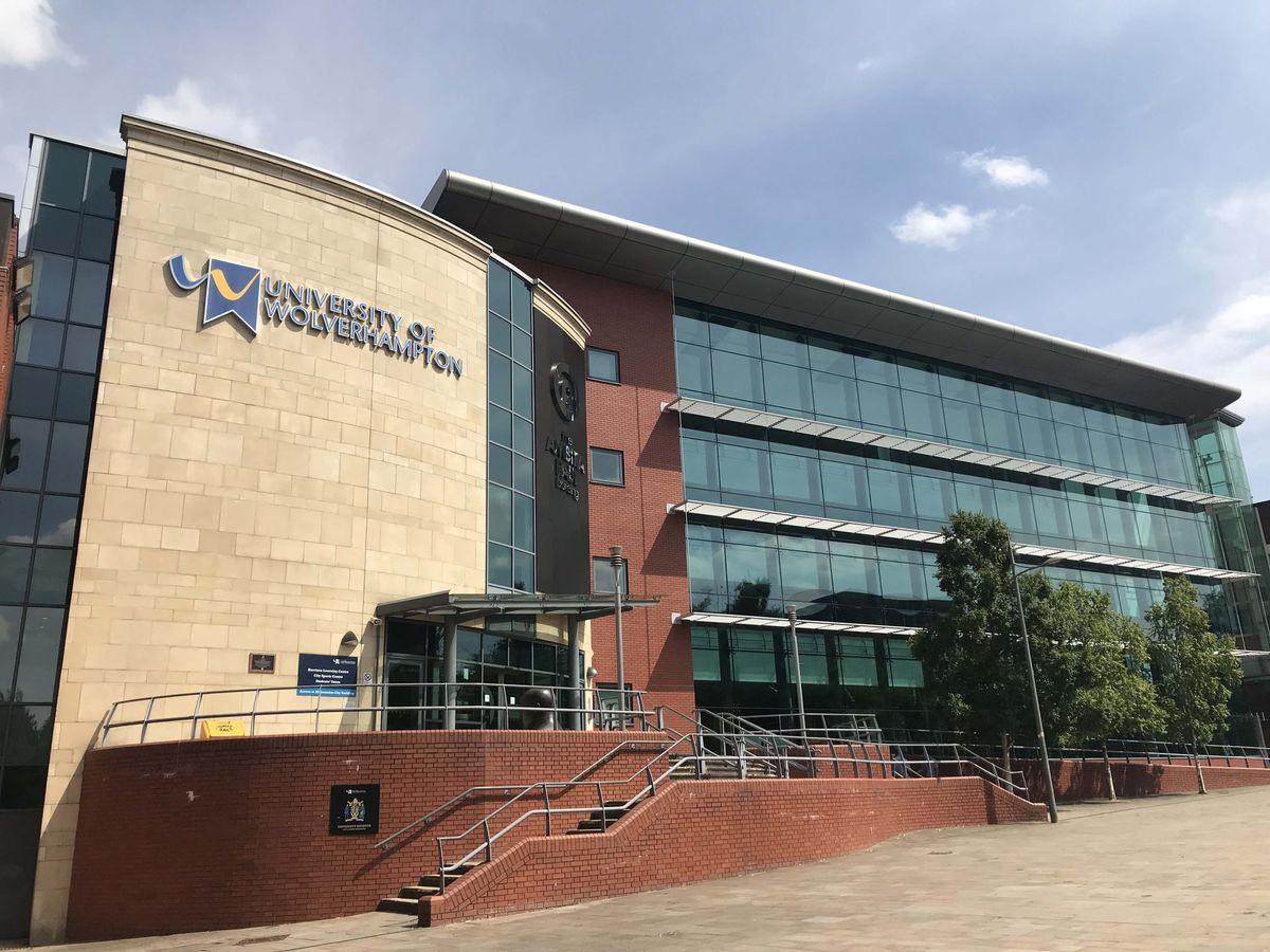The University of Wolverhampton