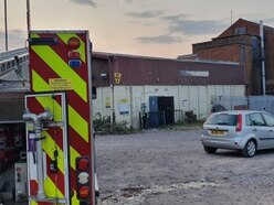 Cannock's Electric Palace cinema evacuated after fire