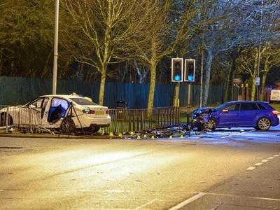 Two children killed in Birmingham New Road hit-and-run crash